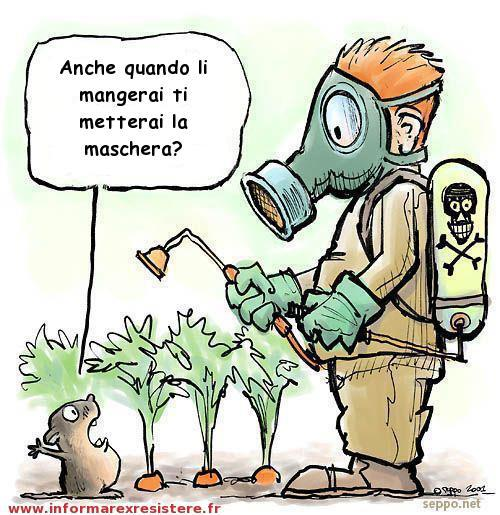 PESTICIDI NELLE ACQUE: DAI DATI ISPRA UN COCKTAIL DI SOSTANZE
