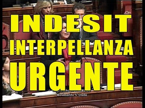 INDESIT, INTERPELLANZA M5S ANCORA FERMA IN SENATO. LA MAGGIORANZA PROFANA IL REGOLAMENTO