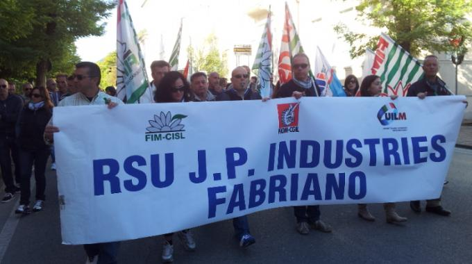 JP industries governo