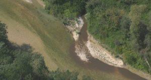 Danni al fiume Esino: fermiamo impianti a biogas che inquinano