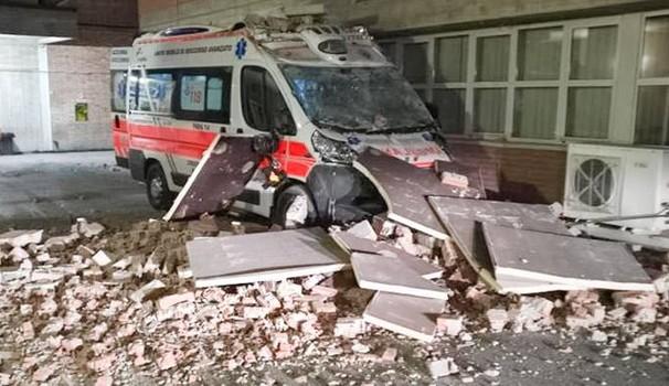 Terremoto: ospedale di Amandola esempio di errore da non ripetere quando inizierà la ricostruzione