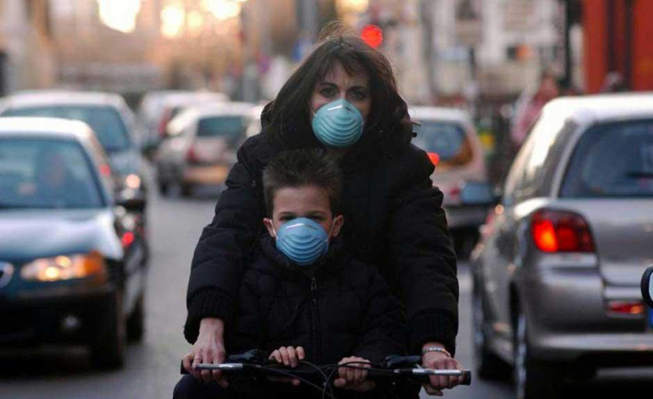 In Europa lo smog uccide 467 mila persone all'anno. Chi governa l'Italia però non ci sente