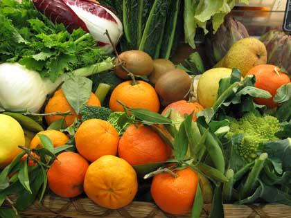 Comprare di stagione vuol dire mangiare sano: Febbraio.