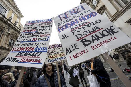 Banca Marche: il governo codardo potrebbe girare i soldi per i rimborsi ai nuovi istituti