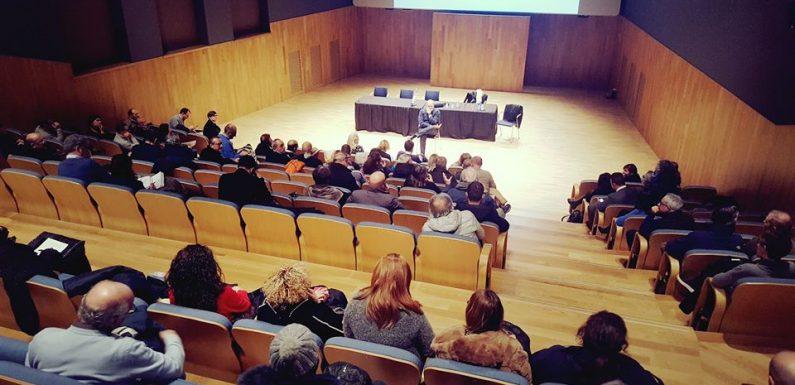 Vito Crimi nelle Marche: due giorni di confronti e dialogo.