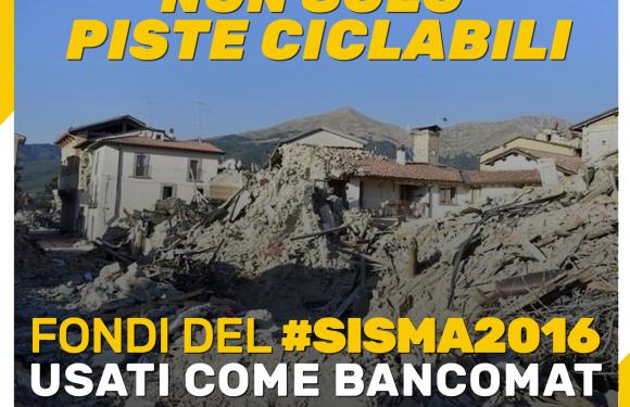 I fondi per il #Sisma2016 usati come Bancomat dalla Giunta Ceriscioli