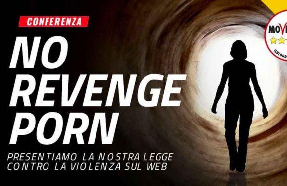 REVENGE PORN, il disegno di legge a firma M5S per combattere il fenomeno